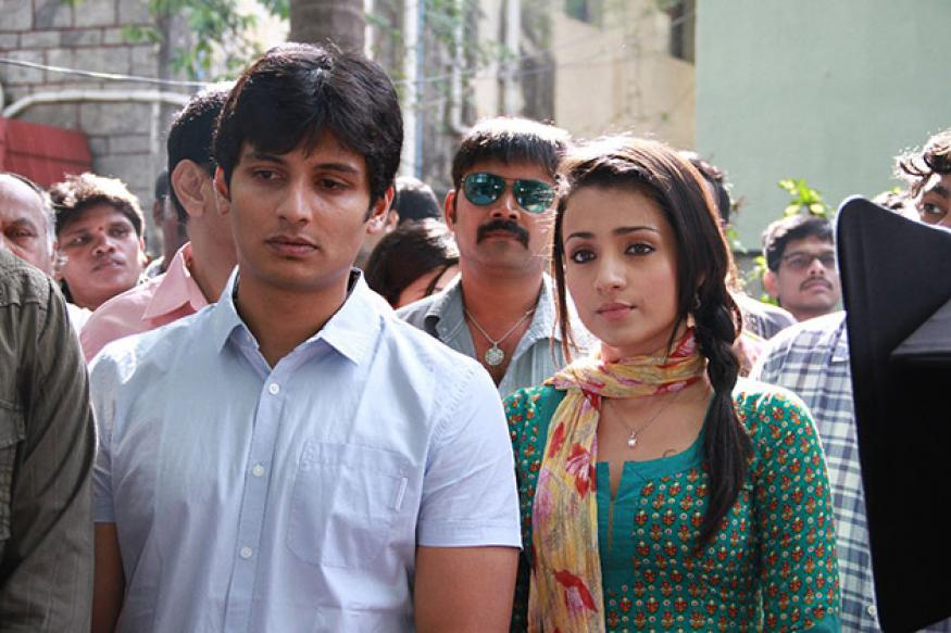Jiiva attends launch of 'Endrendrum Punnagai'