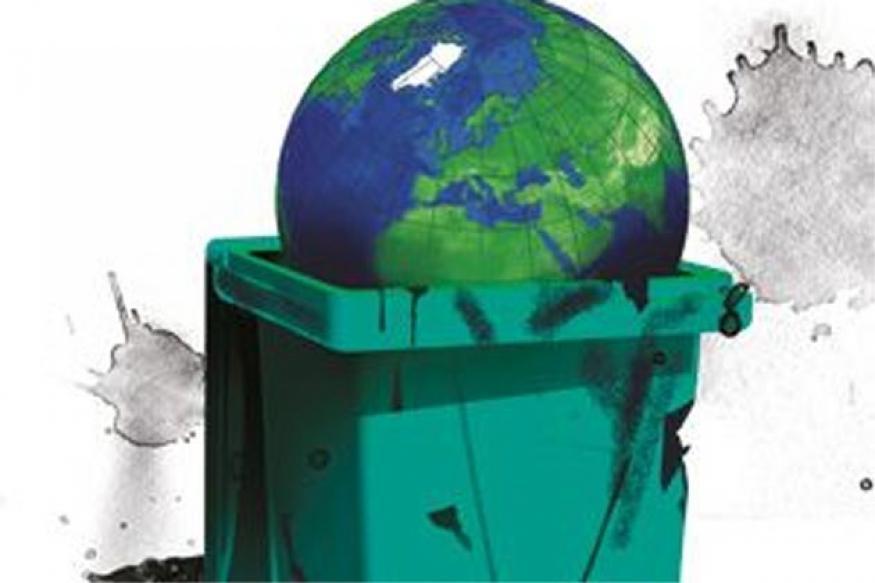 Garbage generated around the world