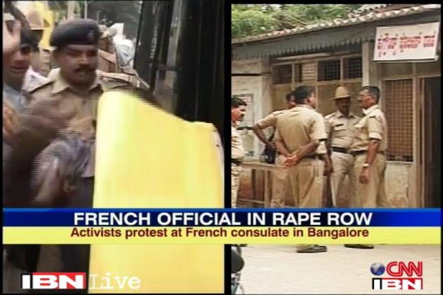 French diplomat sent to 14 days judicial custody