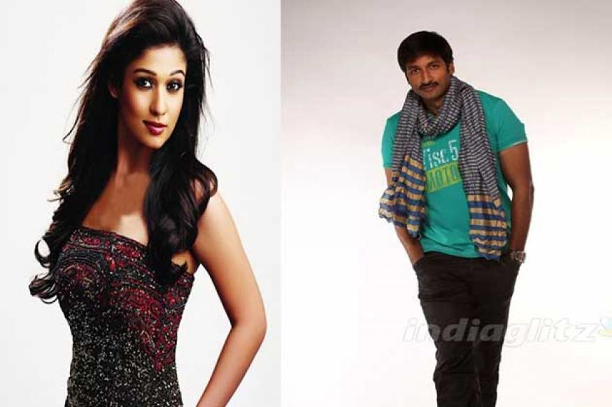 Gopichand, Nayanthara busy with Boopathy's next