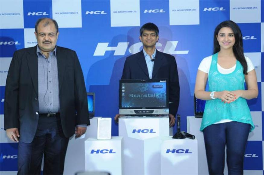 HCL launches new all-in-one PCs and laptop