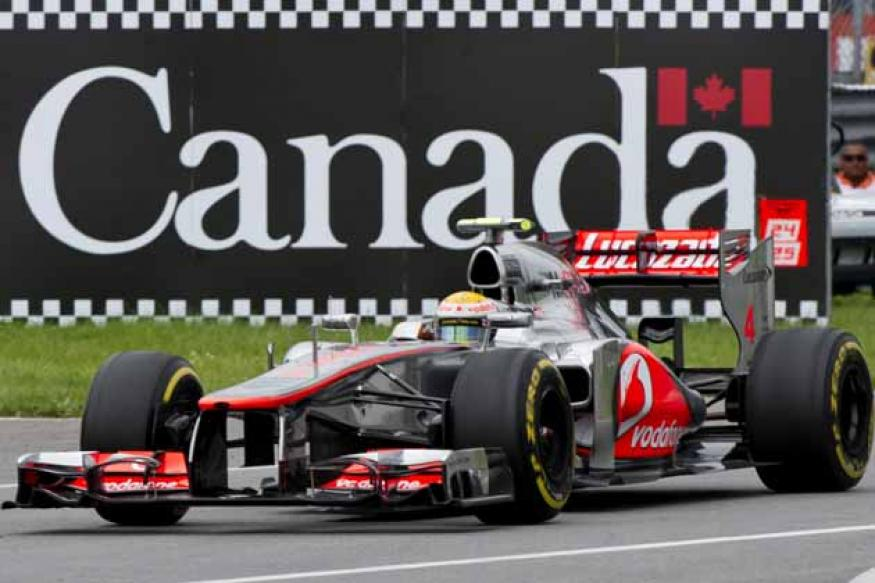 Lewis Hamilton wins Canadian Grand Prix