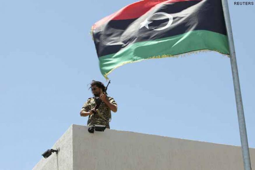 Libyan militia takes control of Tripoli airport