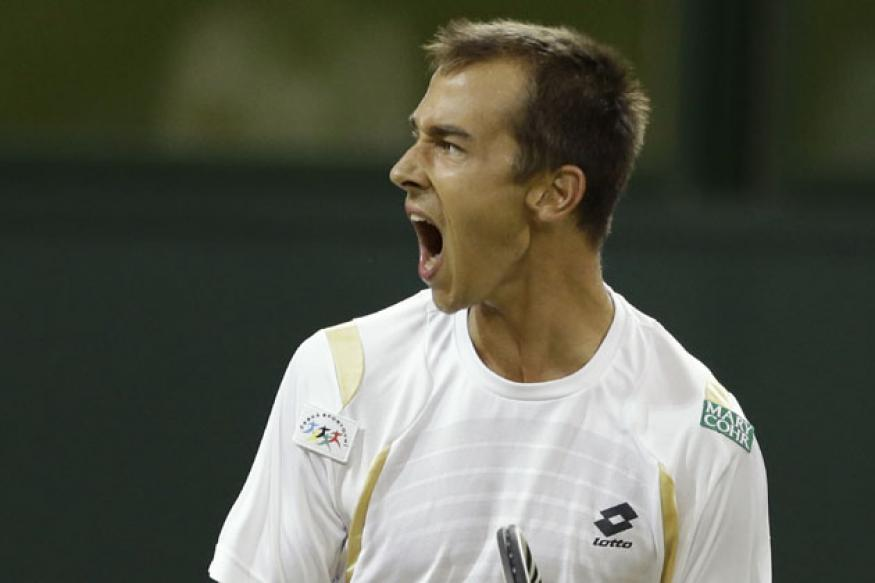Who is Nadal slayer Lukas Rosol?