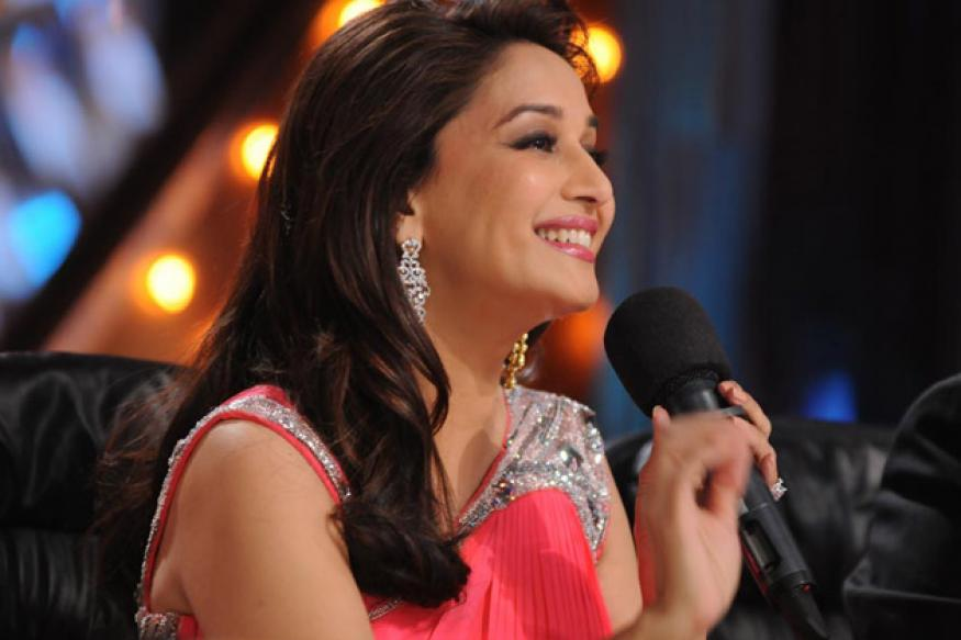'Gulab Gang' not about gangsters: Madhuri Dixit