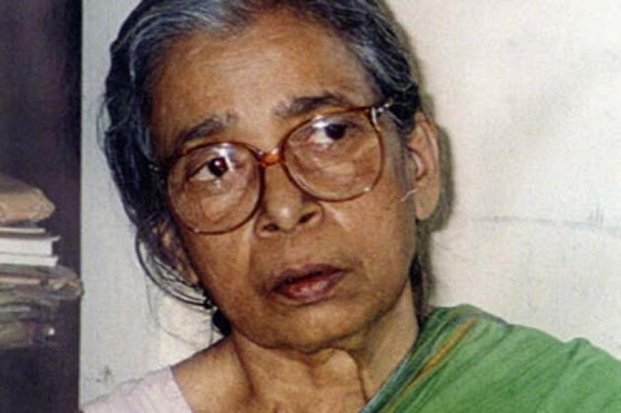 Mahasweta Devi in film based on her own story