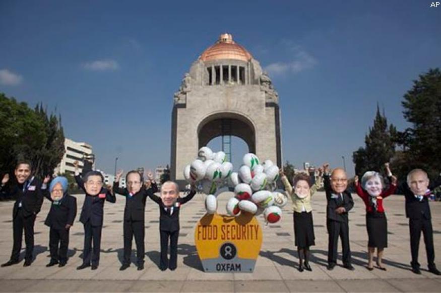 G20 summit: Mexico welcomes Manmohan in Hindi