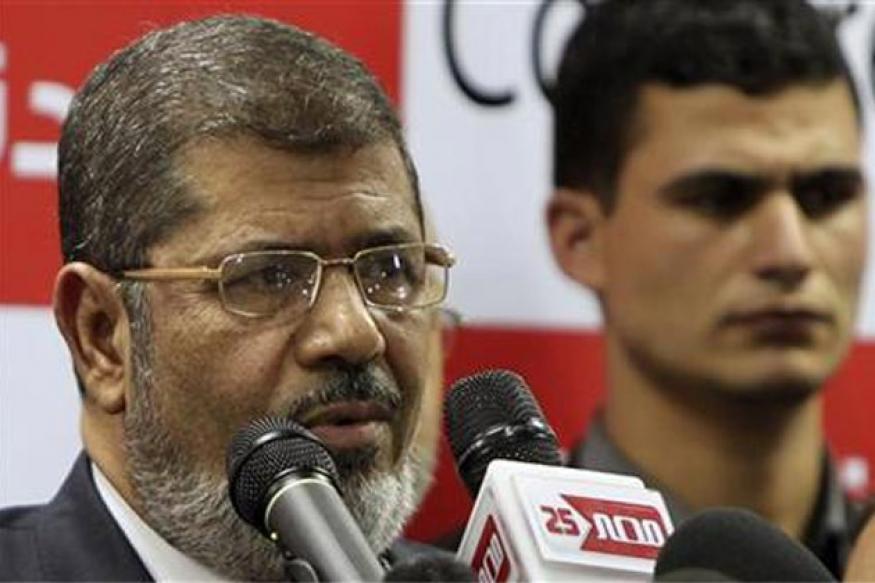 Form an all-inclusive govt: Clinton tells Mursi