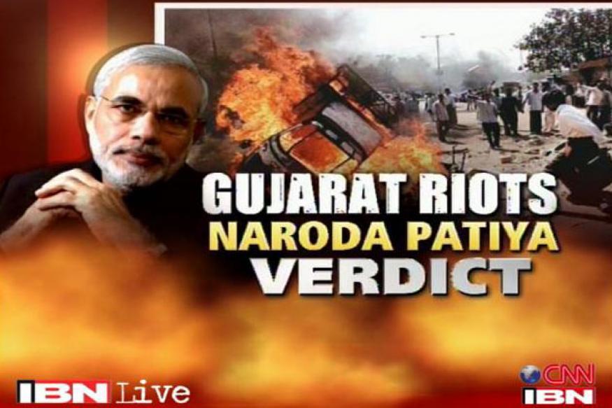 Naroda Patiya riot judgement adjourned to Aug 29