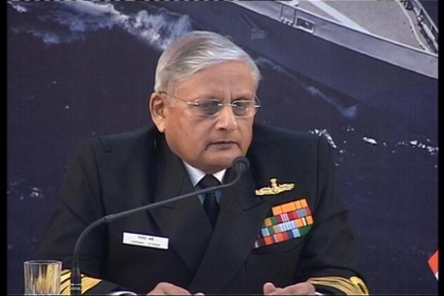 26/11 hindering Indo-Pak ties: Navy Chief