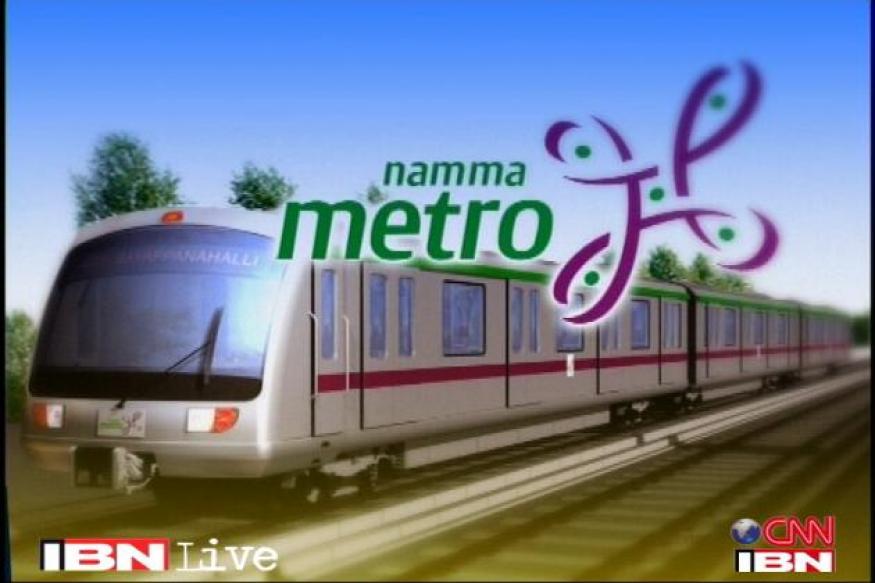 Bangalore Metro to make 2-km run on Reach II