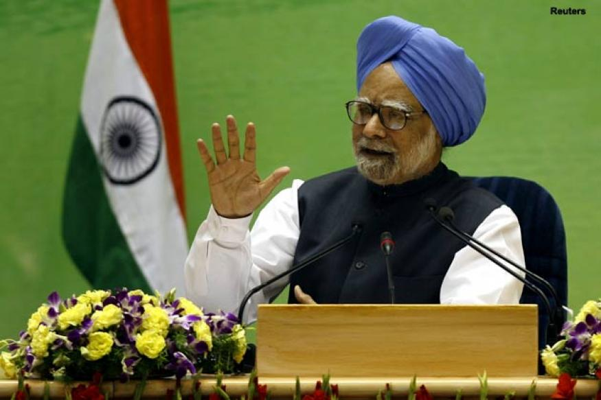 Govt will work to restore growth momentum: PM