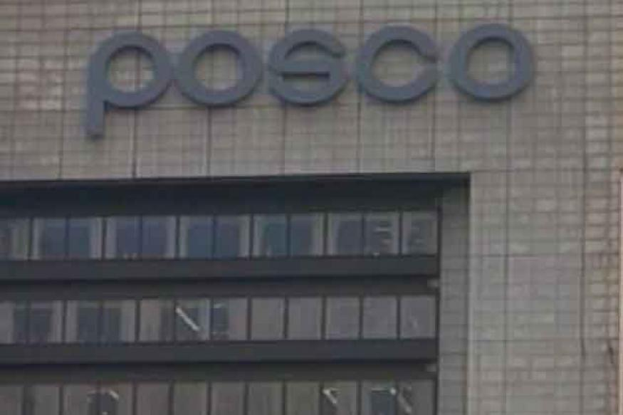 Odisha starts transferring 1,500 acres to Posco
