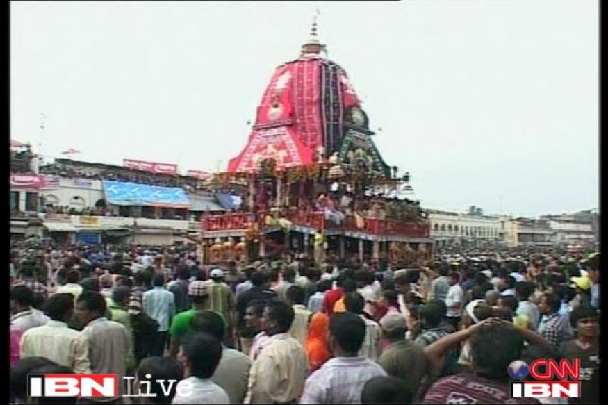 Puri: Rath Yatra chariots reach destination
