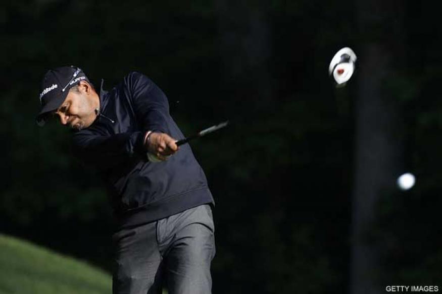 Gangjee makes stunning comeback at Wichita Open