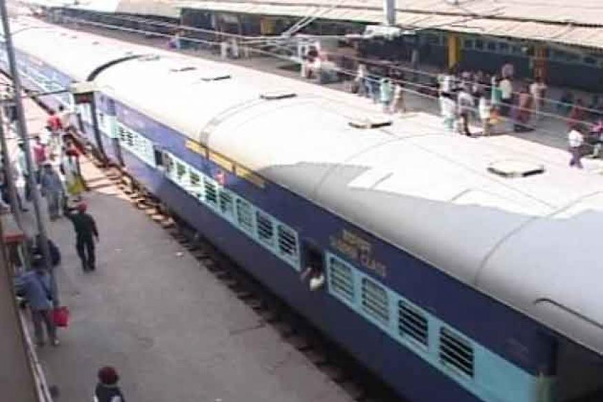 Now, track your train on mobile phone