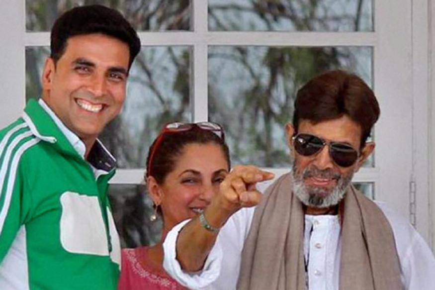 Rajesh Khanna is recovering now, says family
