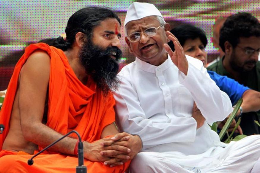 Cong accuses Ramdev, Team Anna of pro-BJP bias