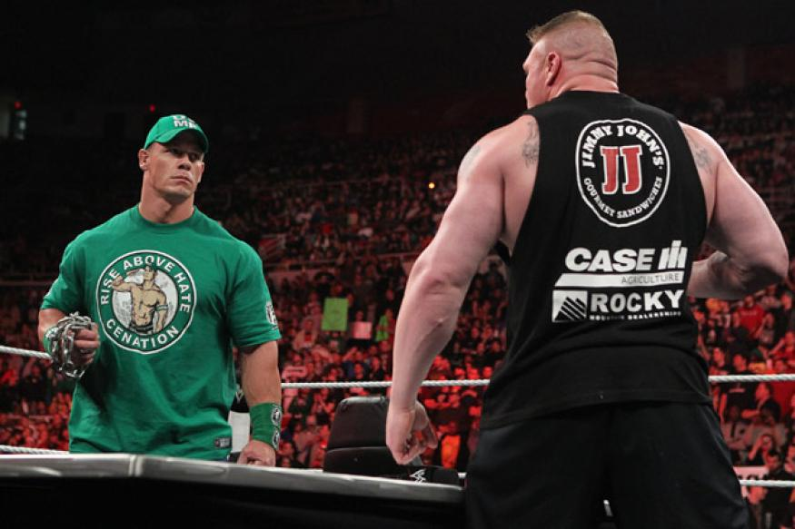 WWE No Way Out result: John Cena beats Big Show