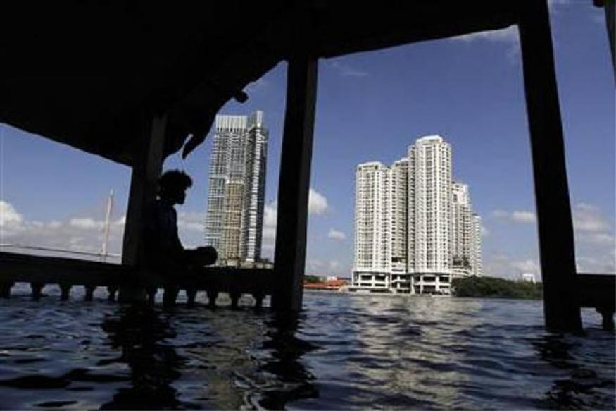 Mumbai may sink again