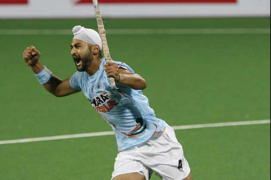 Sandeep Singh plans to dodge the Europeans