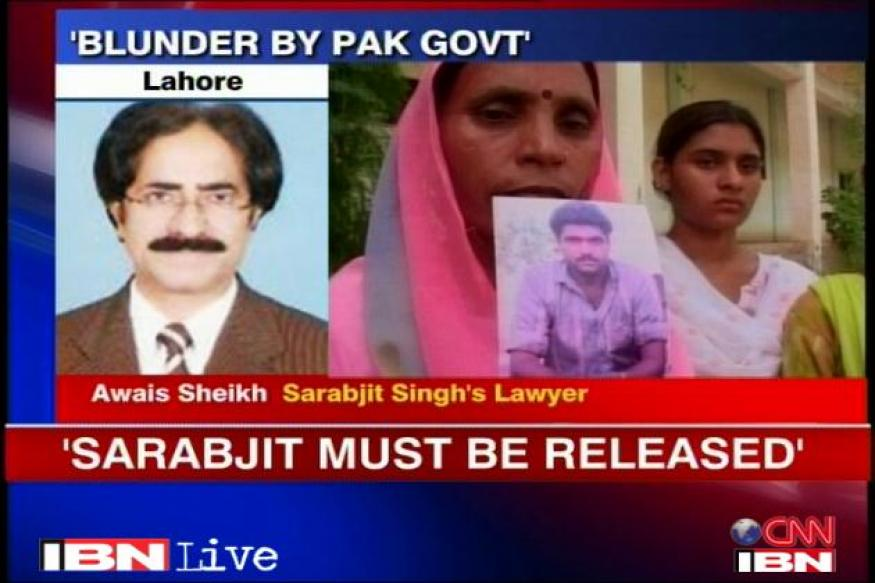 Pak media calls Sarabjit fiasco a huge embarrassment
