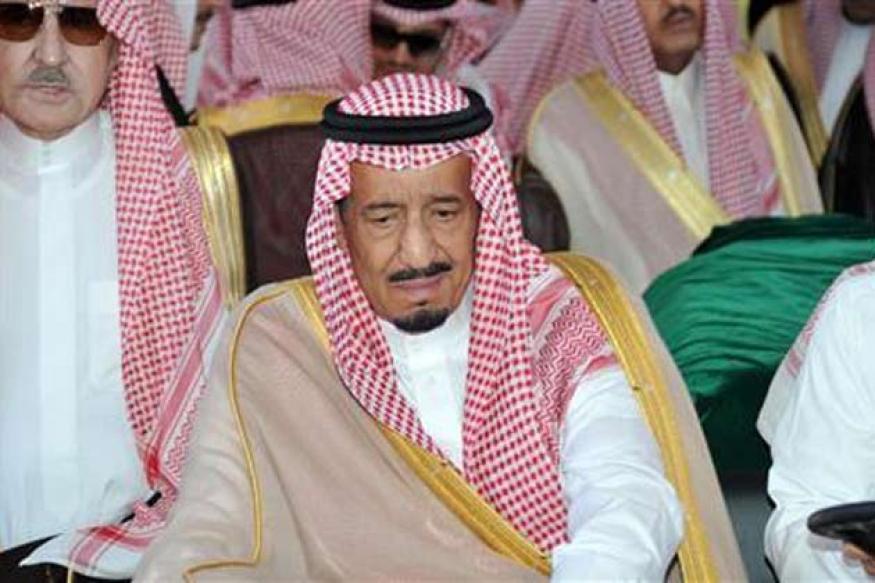 Saudi appoints Prince Salman as crown prince
