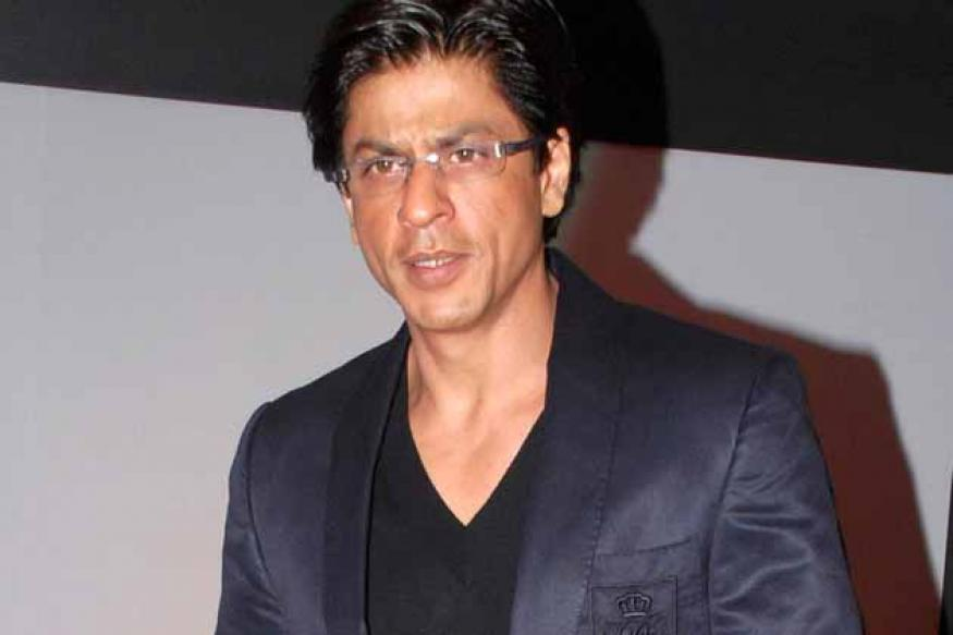 Shah Rukh Khan: I just got lucky in Bollywood