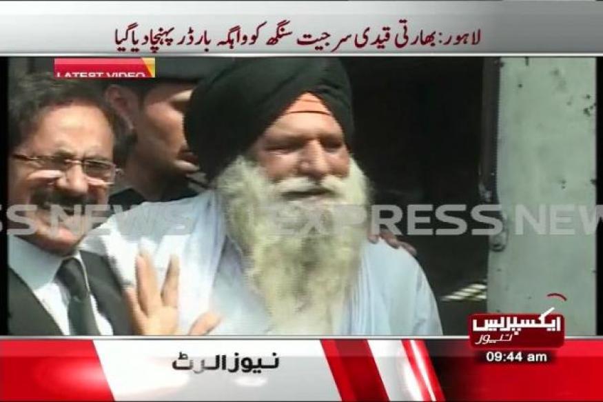 Surjeet appeals for prisoners release on both sides