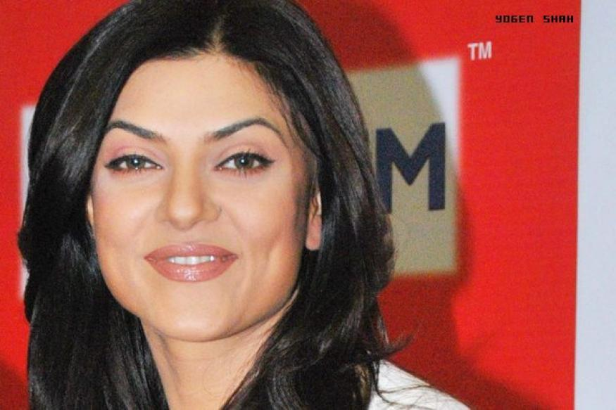 Sushmita Sen returning to films by the end of 2012