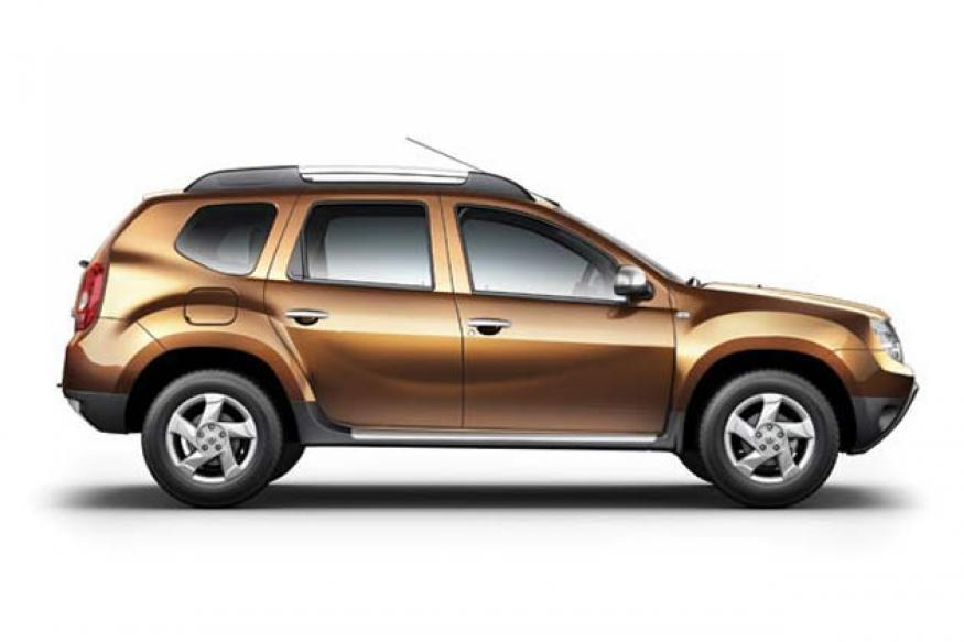 Renault Duster: Top 10 features