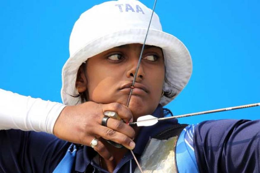 Archer Deepika's coach nervous ahead of Olympics