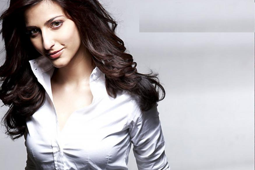 Shruti Haasan in Prabhudeva's next Hindi film
