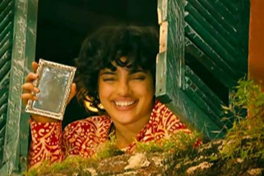 Priyanka Chopra plays an autistic girl in 'Barfi'