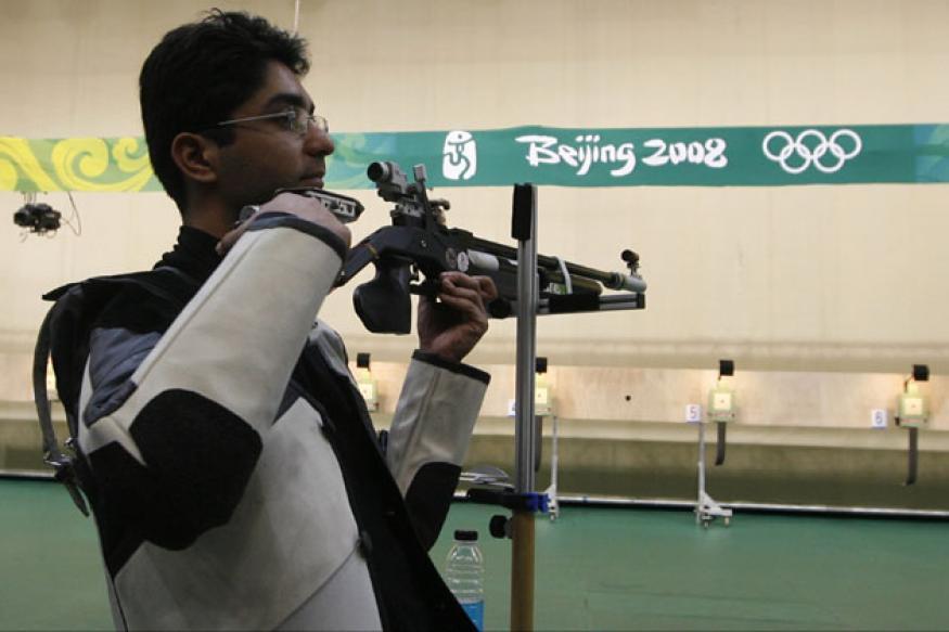India's Olympic moments: Bindra creates history
