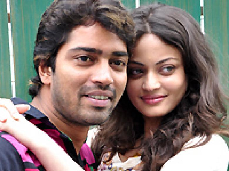 Action: Naresh is almost done with the 3D comedy