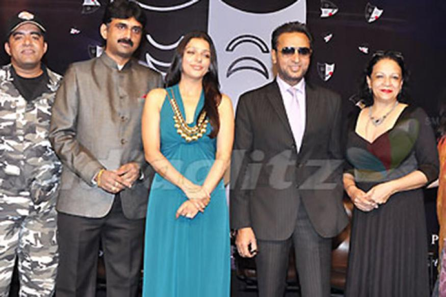 Kannada film 'April Fool' press meet held