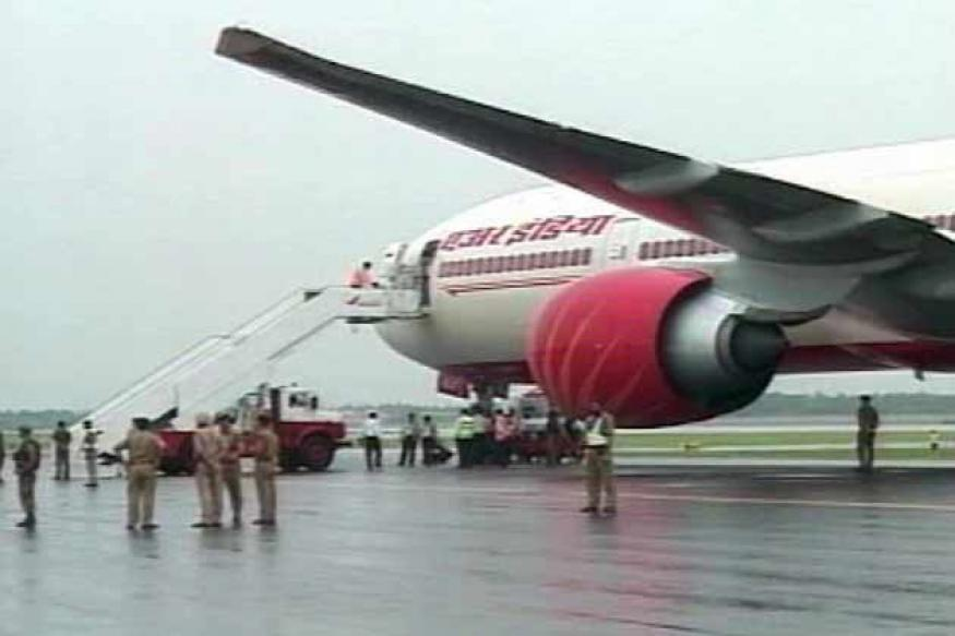 Air India flight makes emergency landing in Kochi