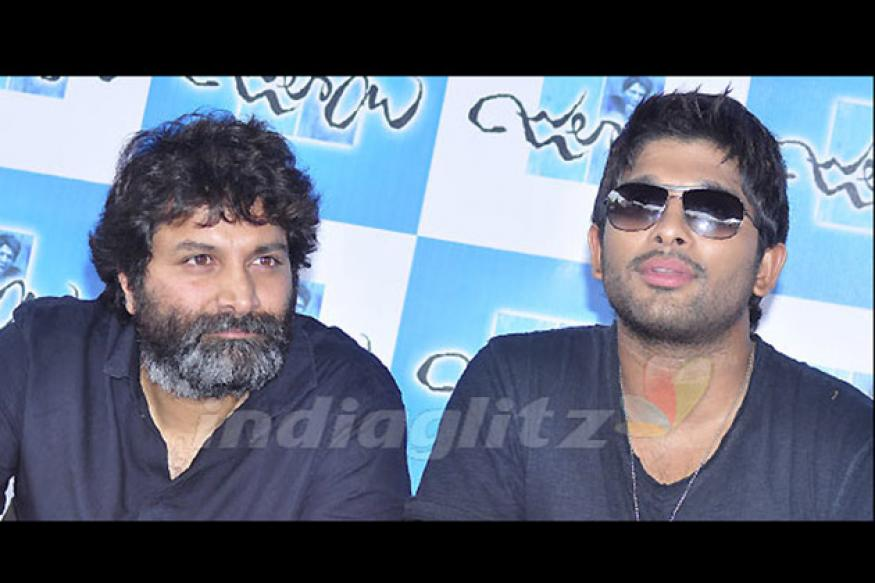 Trivikram is going to create trend: Arjun