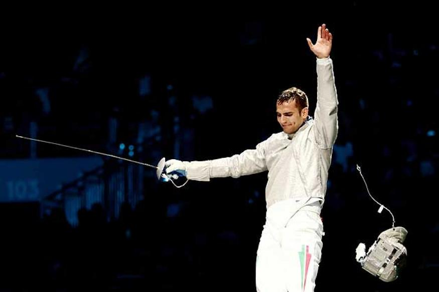 Hungary's Szilagyi wins Olympic gold in saber