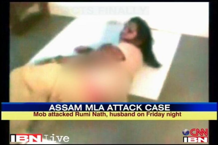 Probe ordered into Cong MLA Rumi assault case