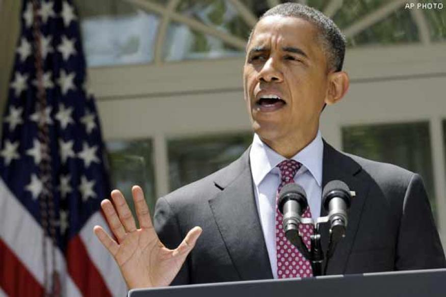 'Obama not insulting but cheering India'
