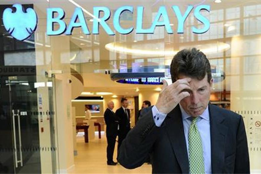After scandal, Barclays CEO Bob Diamond quits
