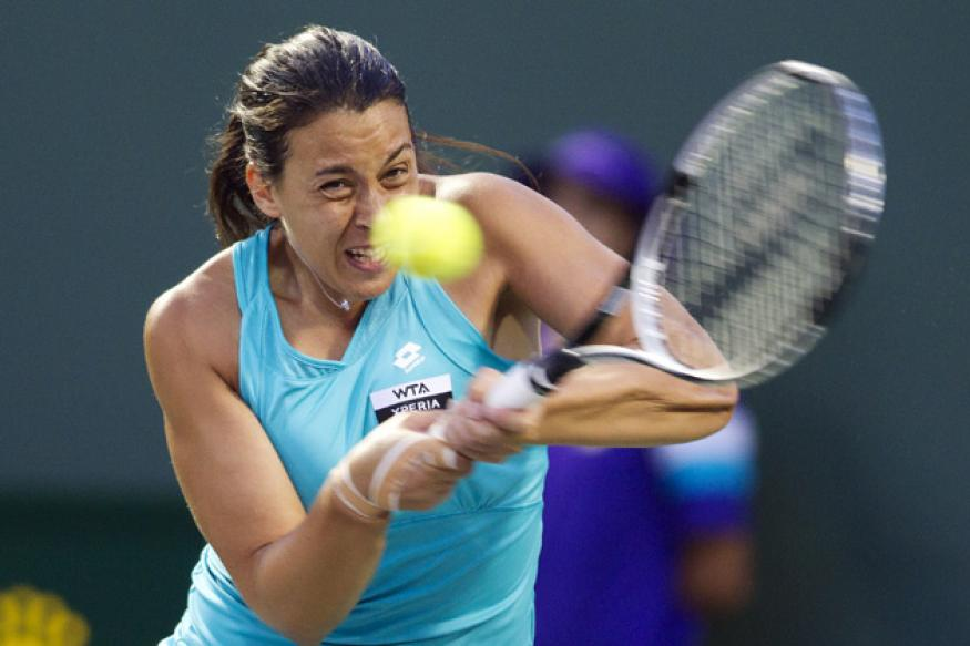 Bartoli beats Yung-Jan to reach Carlsbad final