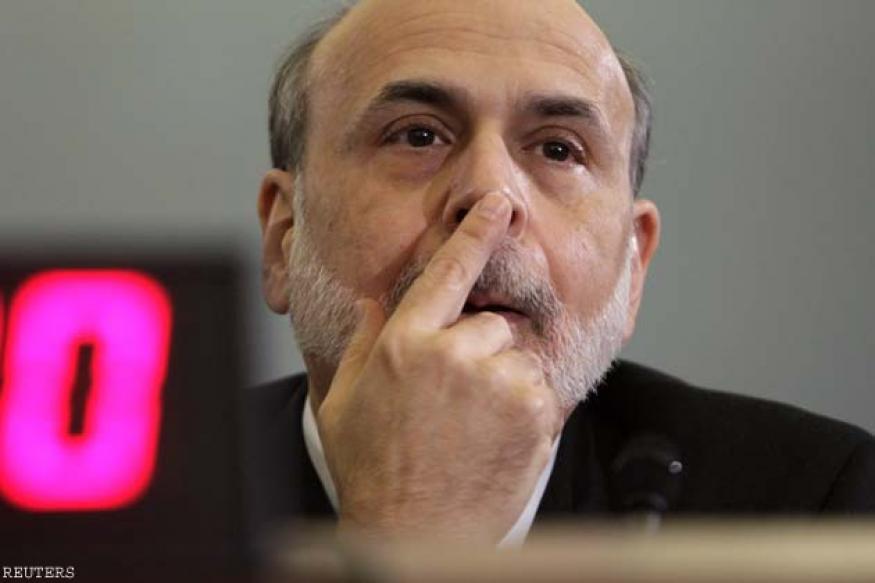 Bernanke offers gloomy view on US economy