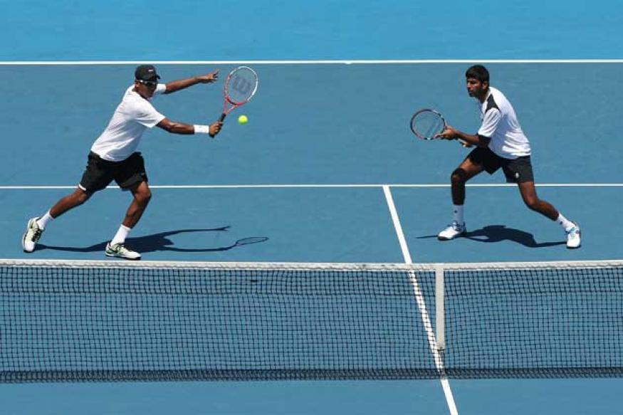 Federer favours Bhupathi-Bopanna duo