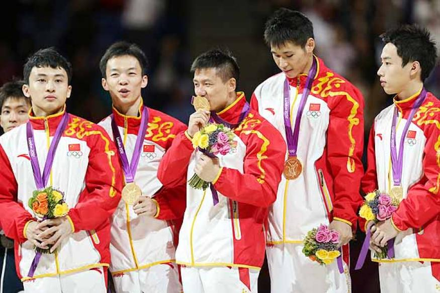 London 2012 Artistic Gymnastics: China win gold