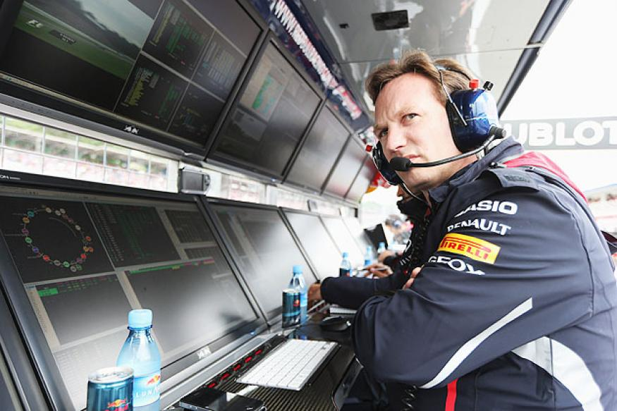 Red Bull chief optimistic about team's chances