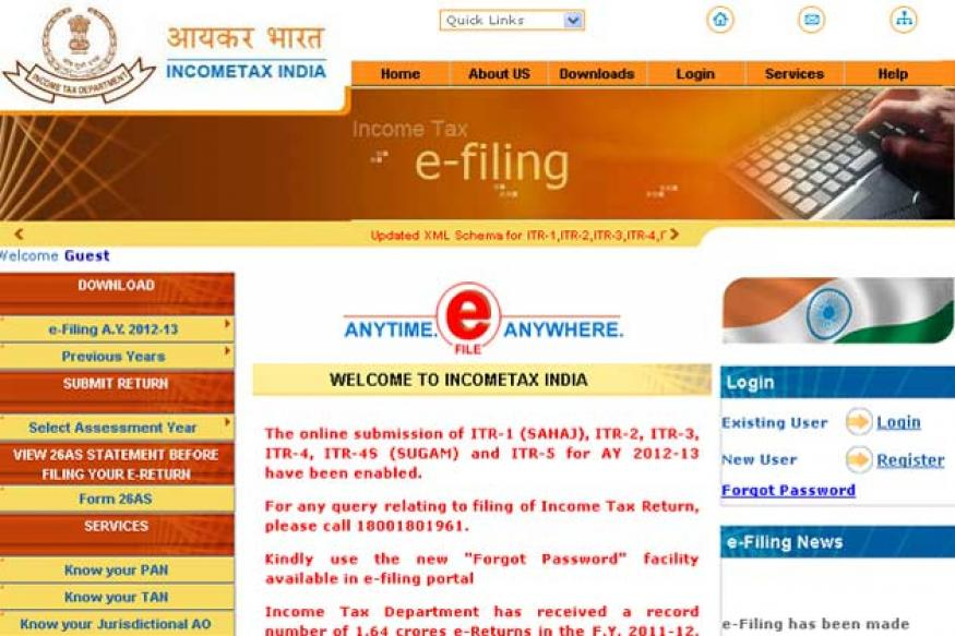 E-filing date for I-T returns extended to Aug 31