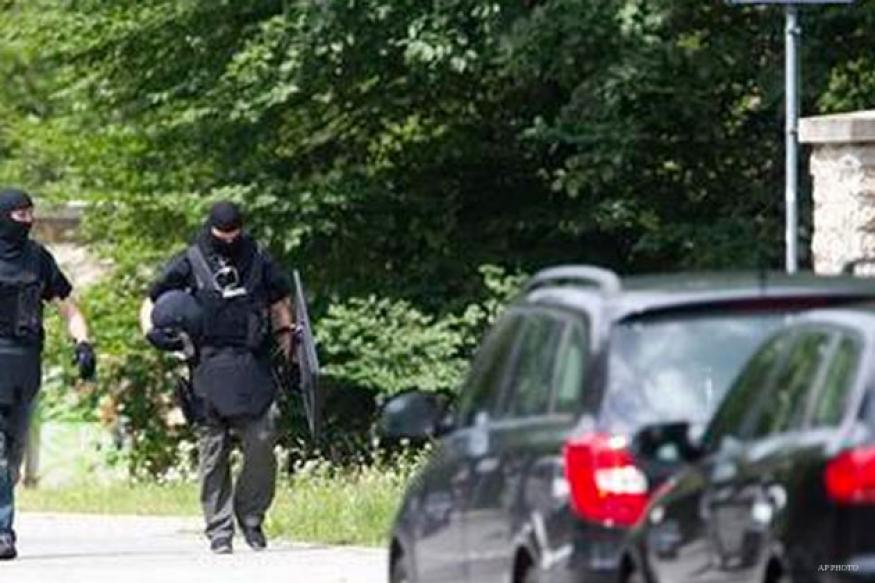 Germany: Gunman kills self, 4 others in hostage standoff
